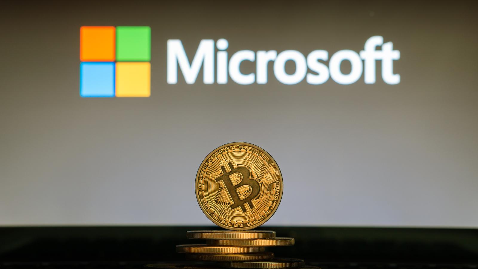 plata microsoft bitcoin)